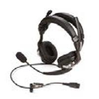 Einohriges oder zweiohriges headset
