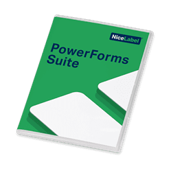 Bild von NiceLabel PowerForms Suite