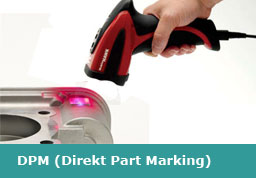 DPM Direct Part Marking Scanner